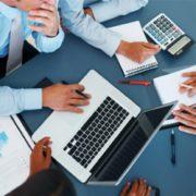 لیست شرکتهای خدمات مالی و حسابداری